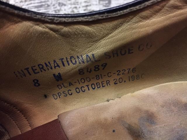 11月25日(土)大阪店スーペリア入荷!#2 Militaryパート2編!ServiceShoes&Coat!!_c0078587_2115135.jpg