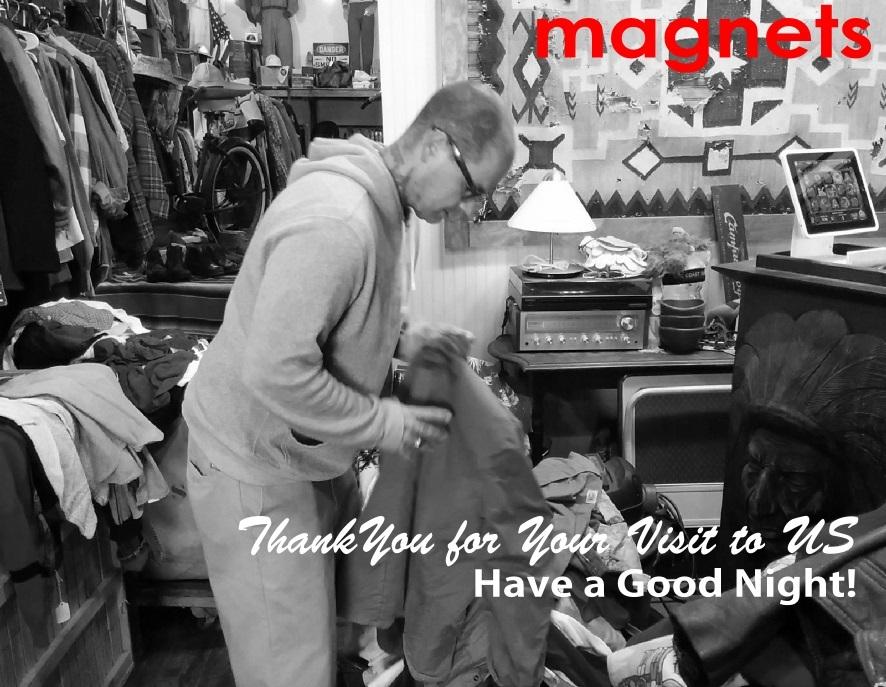 ヴィンテージを愛する皆様!本日はご来店いただきましてありがとうございました!_c0078587_22084919.jpg