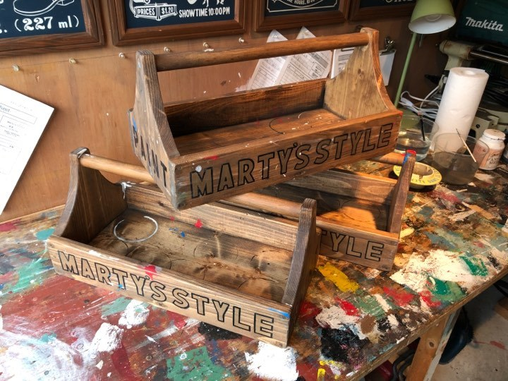 ◆ MARTY\'S ORIGINAL WOOD TOOL BOX ◆_c0078202_17401317.jpg
