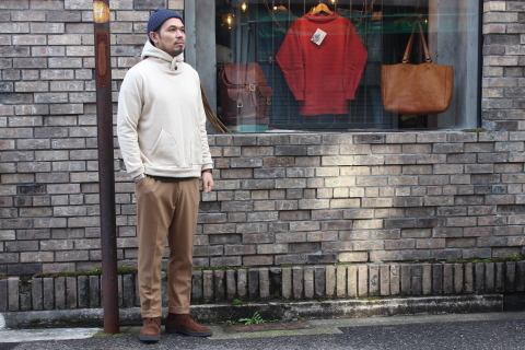 "軽くて暖かい「Jackman」 ""SWEAT PARKA\"" JM7777 ご紹介_f0191324_08302228.jpg"