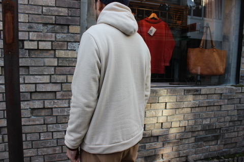 "軽くて暖かい「Jackman」 ""SWEAT PARKA\"" JM7777 ご紹介_f0191324_08315213.jpg"