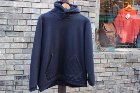 "軽くて暖かい「Jackman」 ""SWEAT PARKA\"" JM7777 ご紹介_f0191324_08325818.jpg"