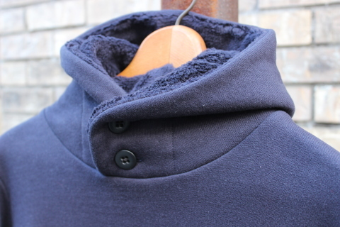 "軽くて暖かい「Jackman」 ""SWEAT PARKA\"" JM7777 ご紹介_f0191324_08330836.jpg"