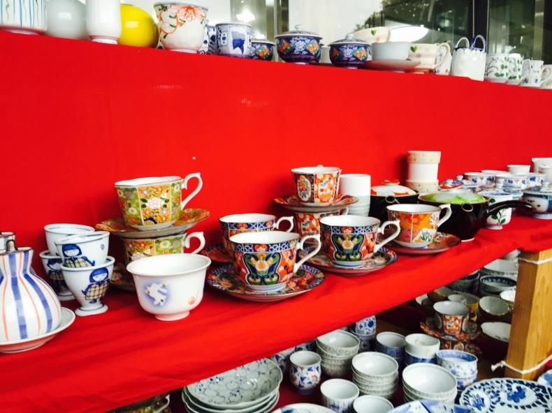 有田焼きの茶碗まつり_a0103940_01105587.jpg