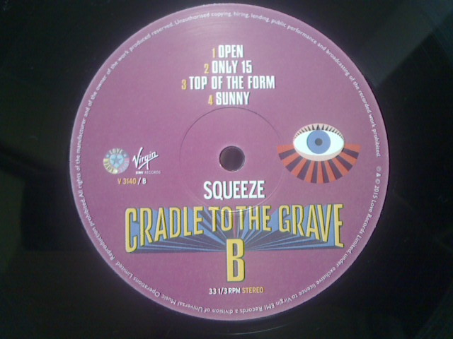 Cradle To The Grave / Squeeze_c0104445_23252830.jpg