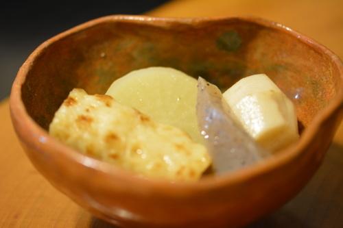 鍋まで舐めたい柚子七味の田楽みそ_b0307951_18045828.jpg