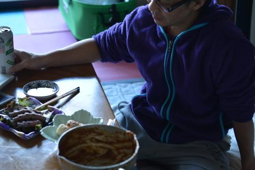 鍋まで舐めたい柚子七味の田楽みそ_b0307951_18152596.jpg