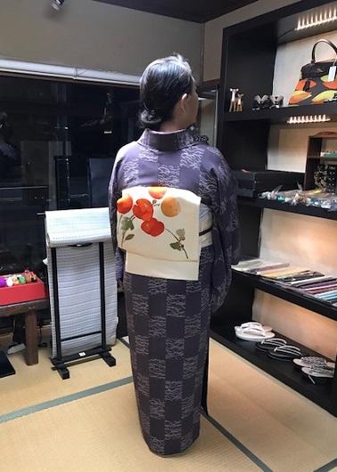 柿の帯のお客様・イナクラフト展、インドネシアのお客様。_f0181251_17162634.jpg
