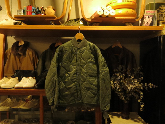 """1960's US ARMY CWU9-P LINER JACKET\""ってこんなこと。_c0140560_16360500.jpg"