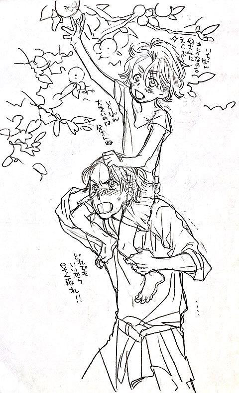 ケイとアーサー(13歳と7歳)_a0342172_12575767.jpg