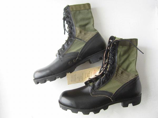 米軍 ベトナム ブーツ デッドストック_e0337274_1158164.jpg