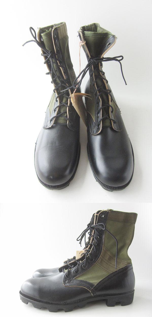 米軍 ベトナム ブーツ デッドストック_e0337274_1158248.jpg