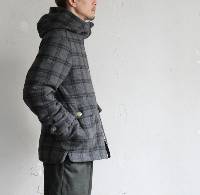 Classic sports winter coat (Wool Model)_c0379477_22143287.jpg