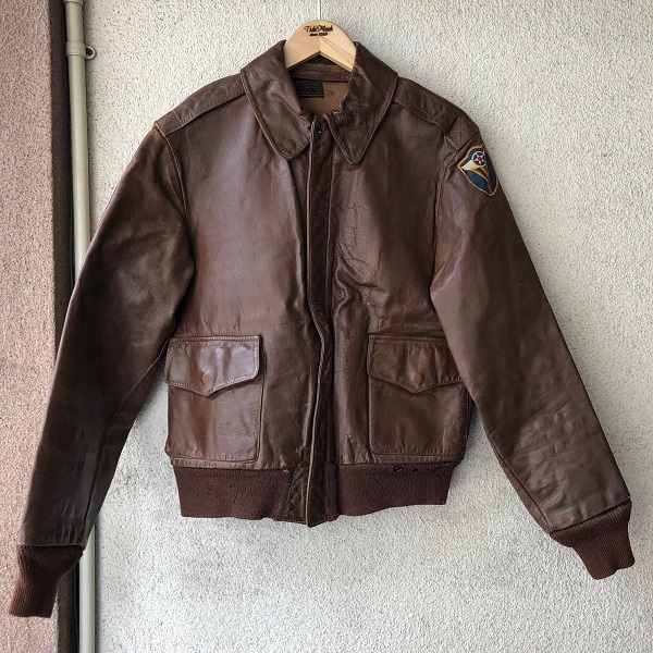 A-2 Flight Jacket - TideMark(タイドマーク) Vintage&ImportClothing