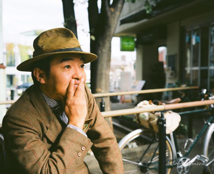 平野監督の自転車とツイード(カラー編)_b0246079_20022363.jpg