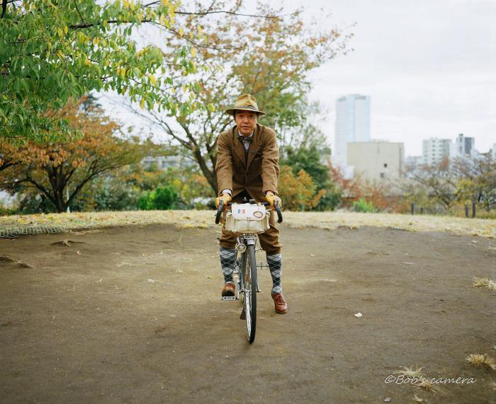 平野監督の自転車とツイード(カラー編)_b0246079_20022698.jpg