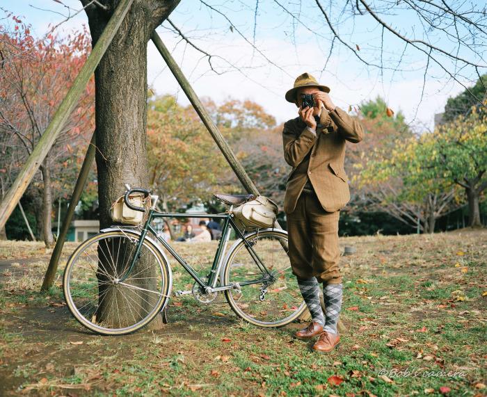 平野監督の自転車とツイード(カラー編)_b0246079_20022708.jpg