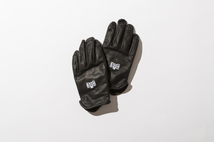 BxH / ST Line Leather Glove_b0132106_15544287.jpg