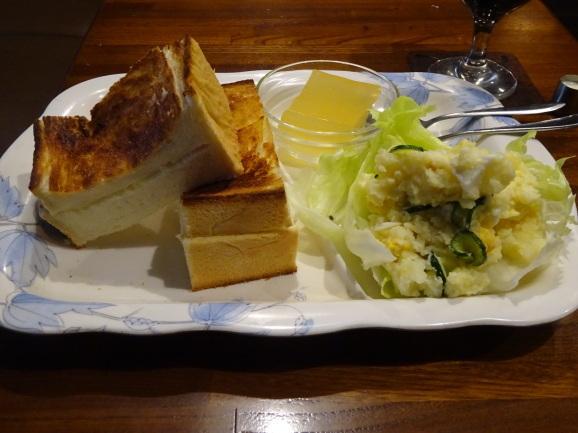 モカさんでトーストセット_e0230011_17131177.jpg