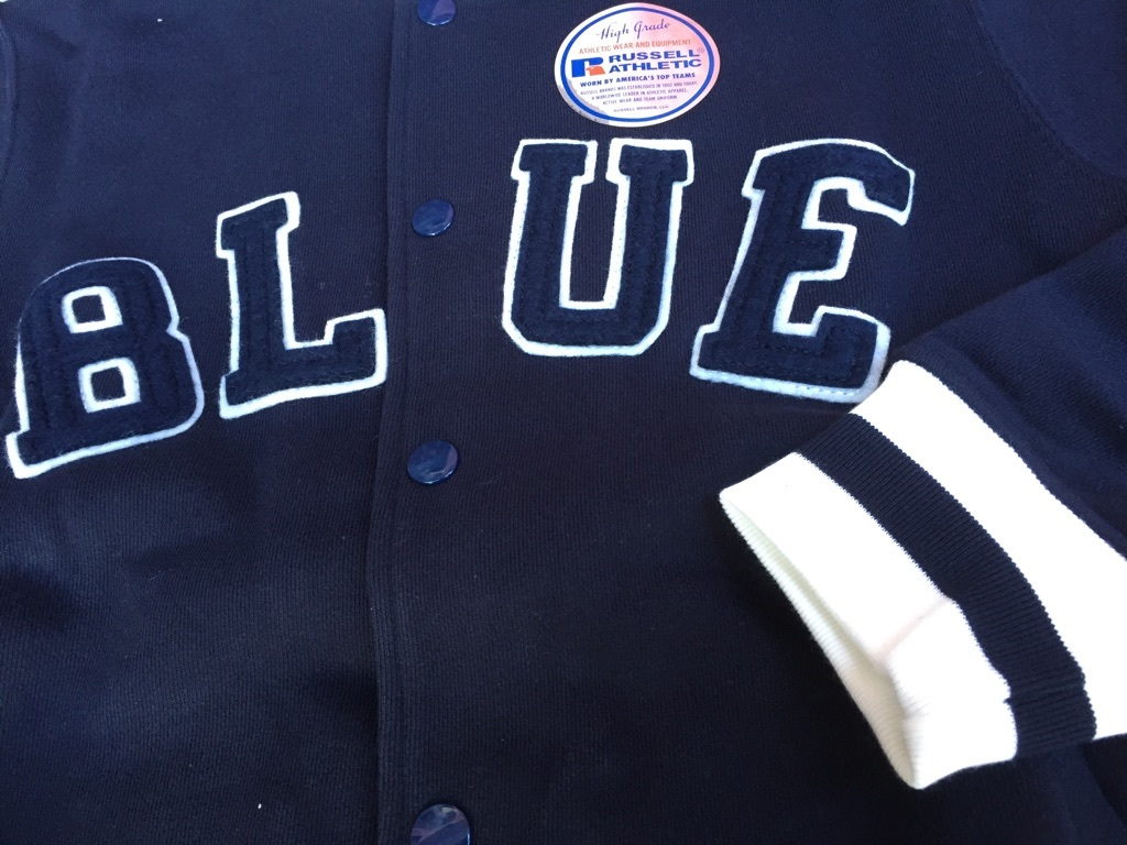 ★RUSSELL・BLUEBLUE NEW COLLECTION★_e0084716_17210514.jpg