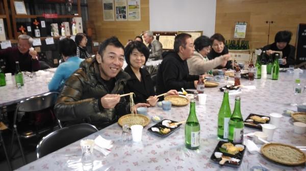 新蕎麦と新酒の会_c0237135_04314952.jpg