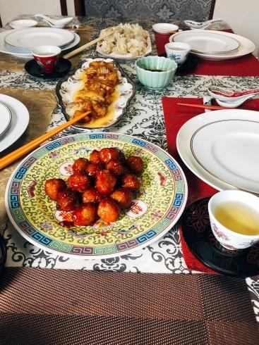 おもてなし中華レッスンと胡椒餅_a0175348_20120898.jpg