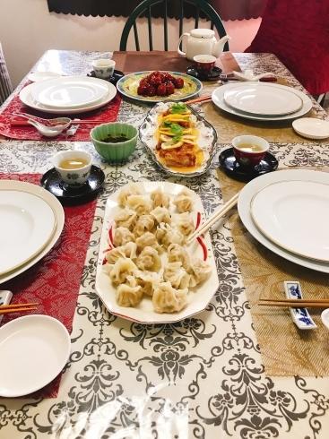 おもてなし中華レッスンと胡椒餅_a0175348_20125110.jpg