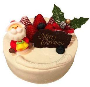 クリスマスケーキ2019_e0211448_20590549.jpg
