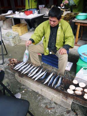 熊本県山鹿市鹿北町柏ノ木(かやのき)の収穫祭(産業祭)に行ってきました!_a0254656_17221677.jpg