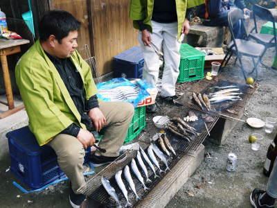 熊本県山鹿市鹿北町柏ノ木(かやのき)の収穫祭(産業祭)に行ってきました!_a0254656_18093099.jpg