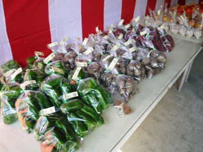 熊本県山鹿市鹿北町柏ノ木(かやのき)の収穫祭(産業祭)に行ってきました!_a0254656_18123404.jpg