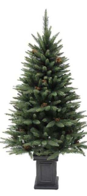 毎年人気のポット付きクリスマスツリーご紹介~!_f0029571_22103351.jpg