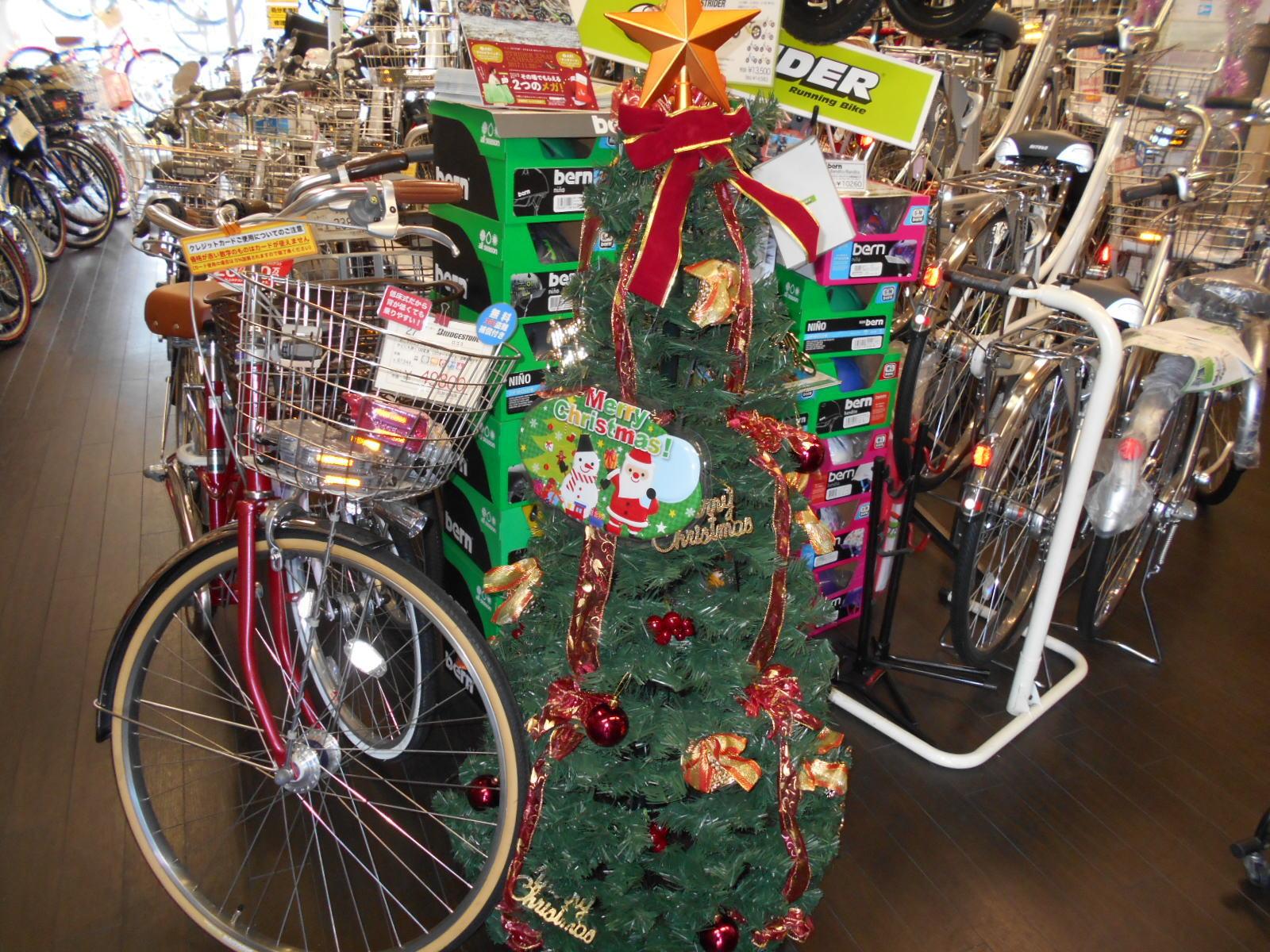 世間がクリスマスの空気になってきました_b0189682_15085397.jpg