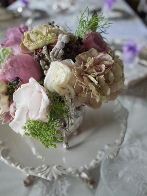 エリザベート皇妃のお茶会⑨ ~高野シェフバージョン~_c0188784_13004064.jpg