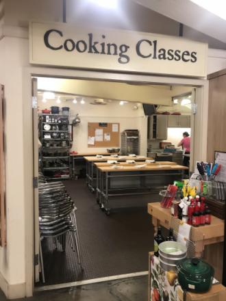 サンフランシスコのお料理教室 Sur la table_c0237291_00262580.jpg