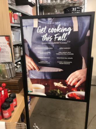 サンフランシスコのお料理教室 Sur la table_c0237291_00583559.jpg