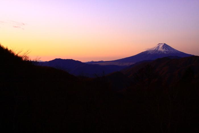 29年11月の富士(20)大月市の富士_e0344396_20475942.jpg