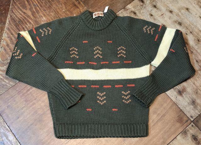 11月25日(日)入荷! 60s〜 all wool Made in Switzerland セーター!_c0144020_15120569.jpg