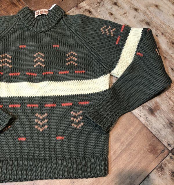 11月25日(日)入荷! 60s〜 all wool Made in Switzerland セーター!_c0144020_15120867.jpg