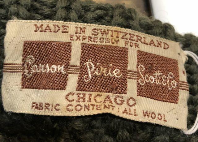 11月25日(日)入荷! 60s〜 all wool Made in Switzerland セーター!_c0144020_15121171.jpg