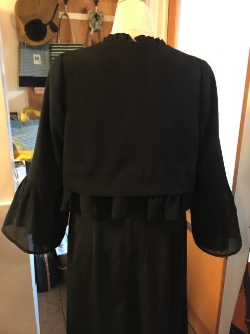着物リメイク・留袖からボレロ&ドレス_d0127925_15594448.jpg
