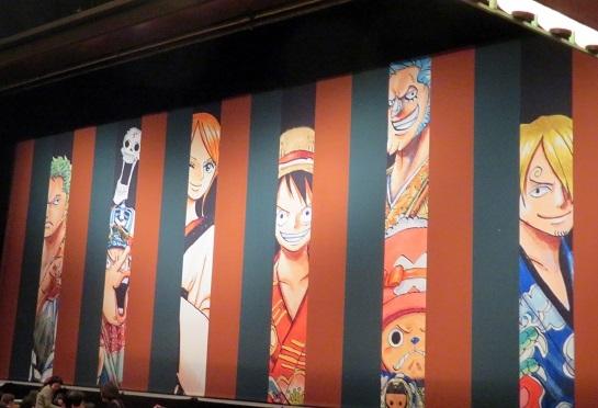 新橋演舞場スーパー歌舞伎II(セカンド)『ワンピース』千穐楽観劇_b0089338_21471522.jpg