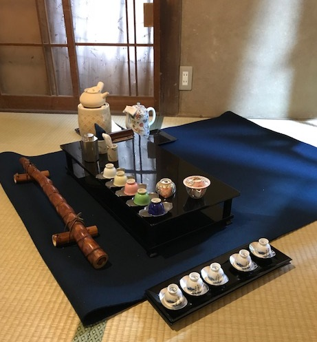 お煎茶の会・小学四年生からの一番古いお弟子さん。_f0181251_14154824.jpg