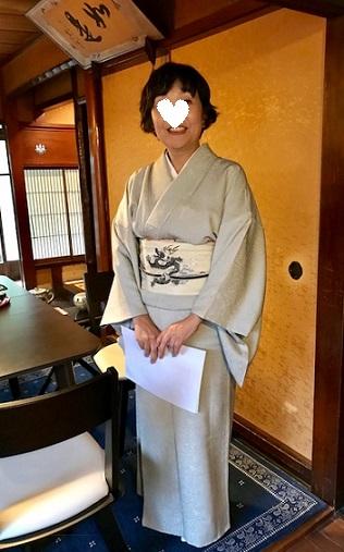 お煎茶の会・龍の帯のお客様・お煎茶お点前初デビュー_f0181251_17545599.jpg