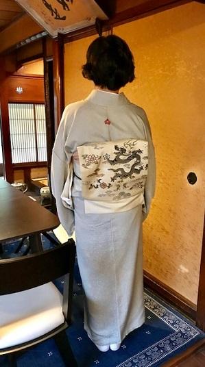お煎茶の会・龍の帯のお客様・お煎茶お点前初デビュー_f0181251_17554112.jpg