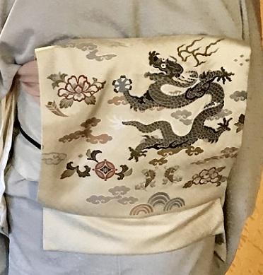 お煎茶の会・龍の帯のお客様・お煎茶お点前初デビュー_f0181251_1756015.jpg