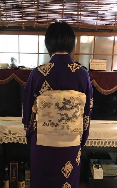 お煎茶の会・龍の帯のお客様・お煎茶お点前初デビュー_f0181251_1861924.jpg