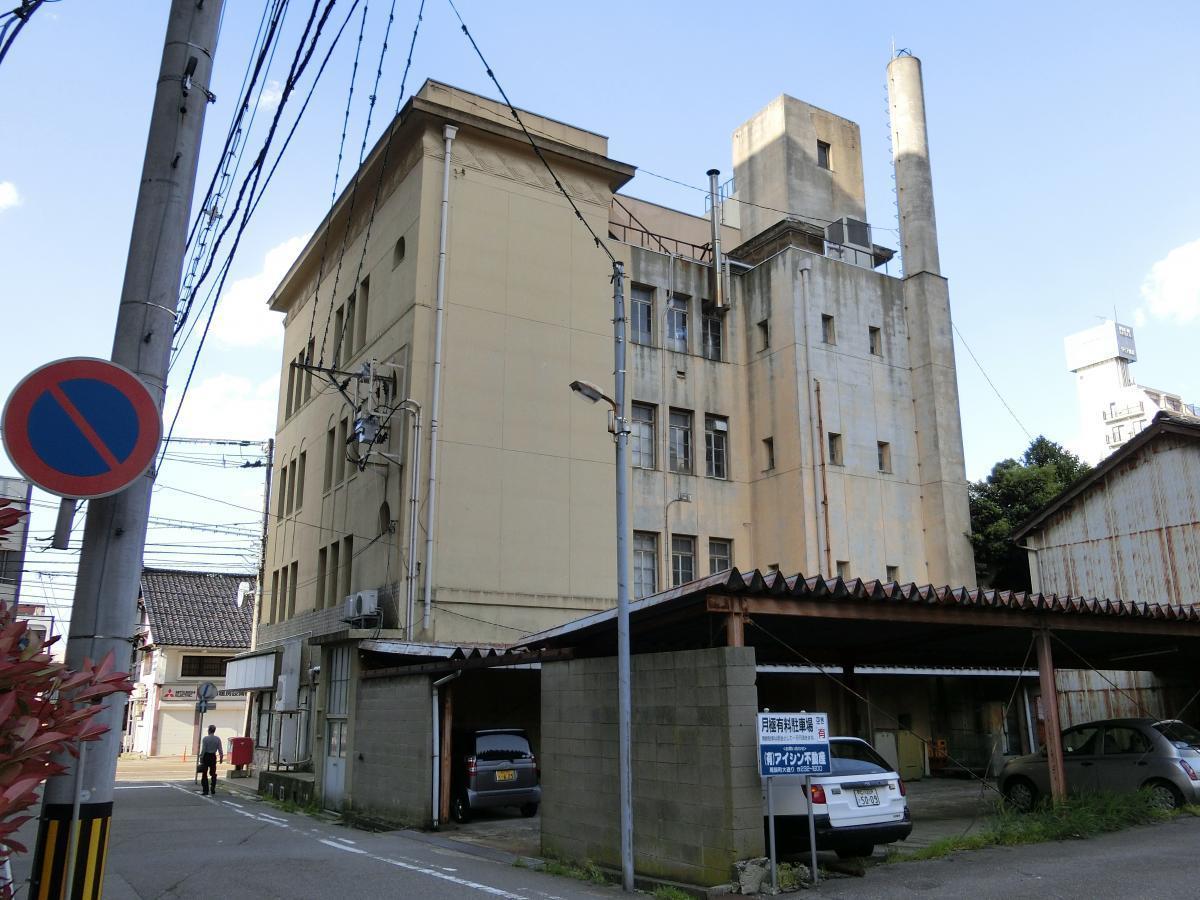 尾張町の石黒ビル_c0112559_08441056.jpg