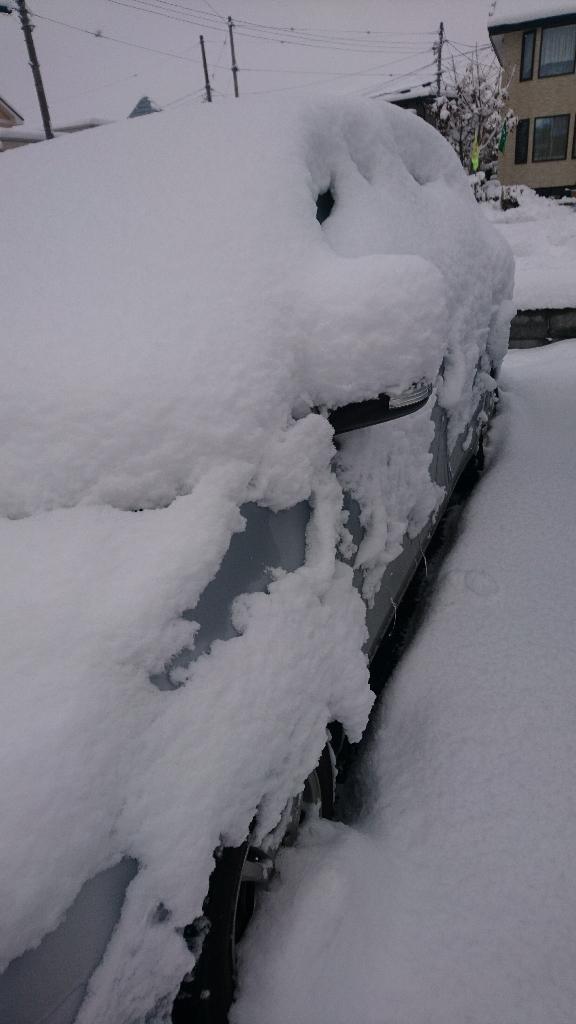 雪かき_b0106766_09531807.jpg