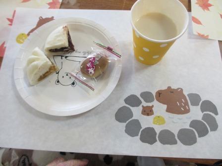 秋のおやつ喫茶_e0191174_17022808.jpg